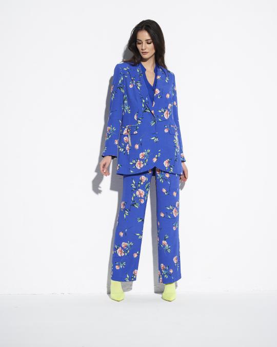 Kwiatowe spodnie ezuri