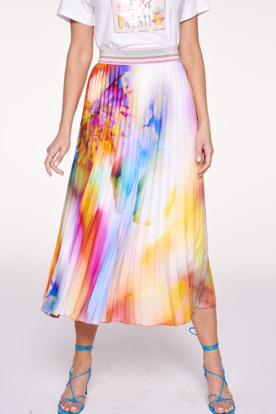 spodnica-plisowana-kolorowa