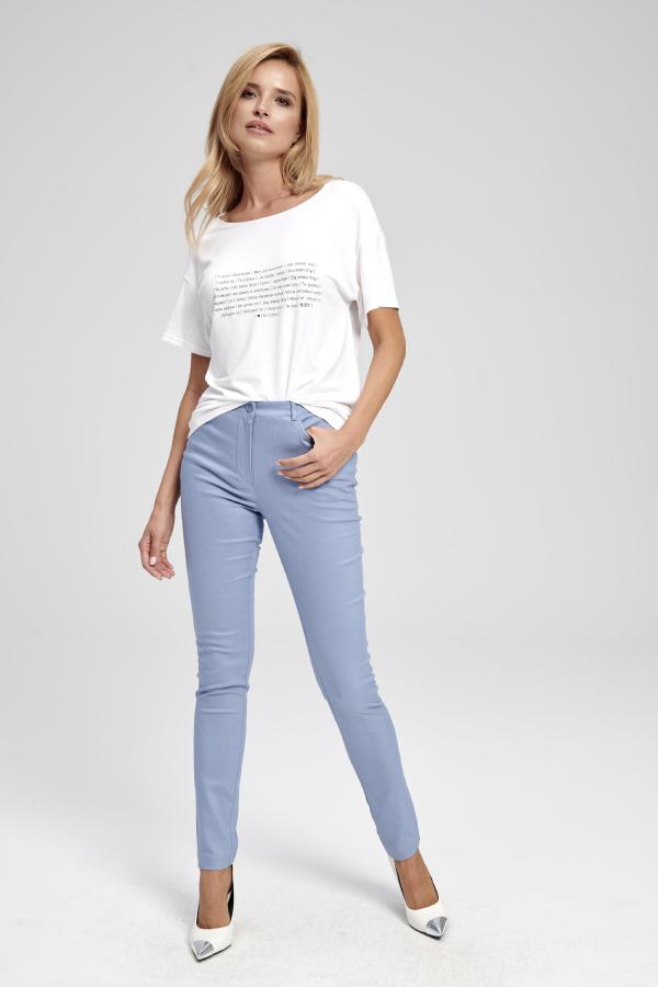 tshirt-damski-biały-napis