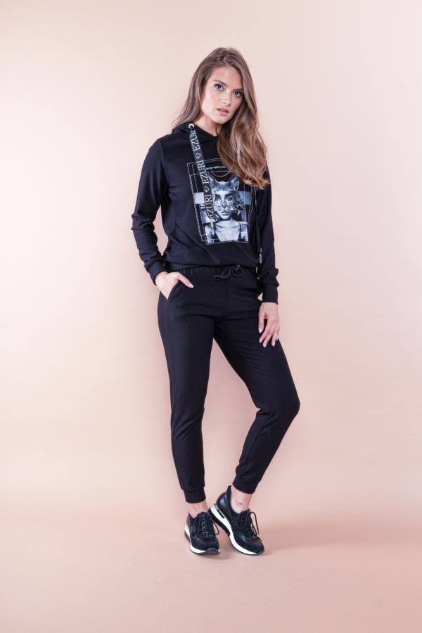 czarna bluza